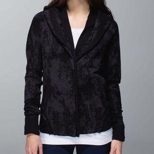 Lululemon To Class Tie Dye Jacket